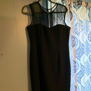 London Times Little Black Dress - New With Tags -